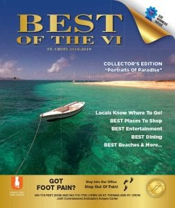 Best of St. Croix Winners Magazine
